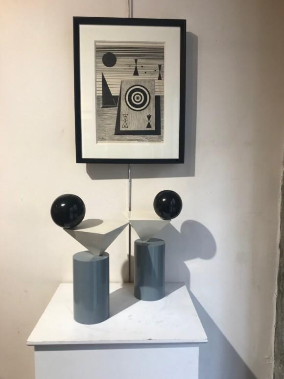 Sculptures abstraites