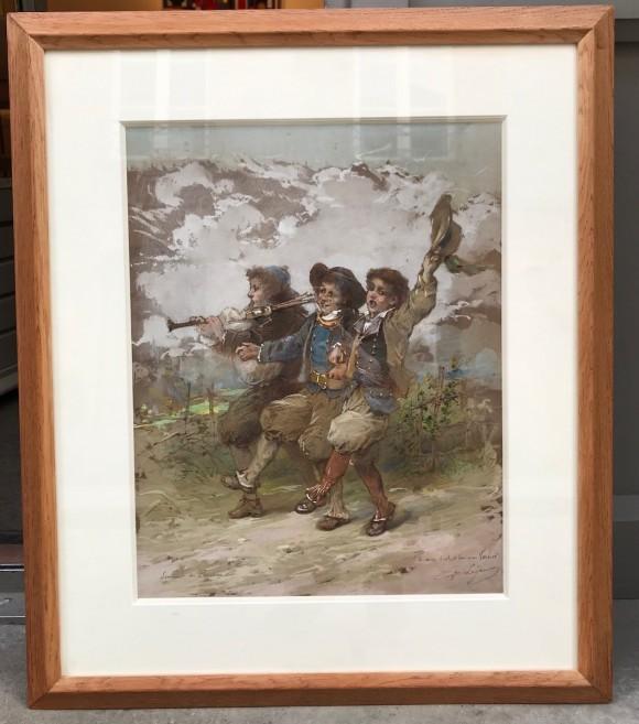 Souvenir du Finistère