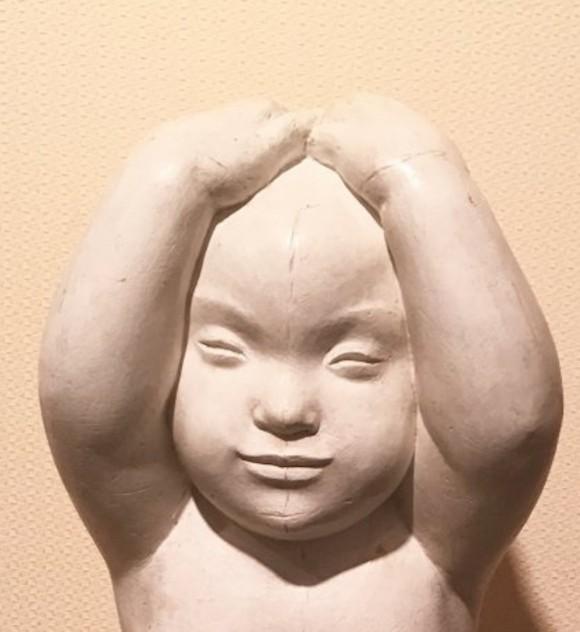 Bambin asiatique